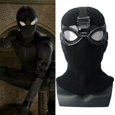 2019 Movie Spider-Man Far From Home Stealth Suit Cosplay Masks Glasses Halloween