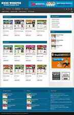 RESELLER WEBSITE - FULLY AUTOMATED NICHE WEBSITES RESELLER BUSINESS FOR SALE