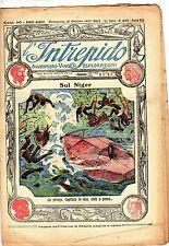 rivista L'INTREPIDO ANNO 1927 NUMERO 412