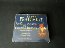 The Amazing Maurice and His Educated Rodents Audio Cd