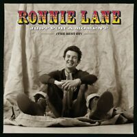 RONNIE LANE - JUST FOR A MOMENT (THE BEST OF)   CD NEW!