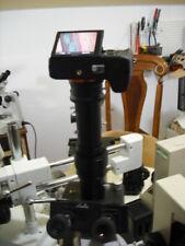 Nikon Microscope M38 Photoport 2 Canon Full Frame Camera Adapter Leica Letz Wild
