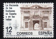 Reforma de finanzas ESPAÑA estampillada sin montar o nunca montada 1981 SG2666
