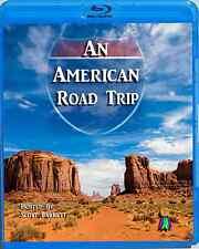 An American Road Trip ( blu-ray disc travel video dvd ) US AMERICAN TRAVEL