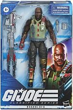 "Hasbro G.I Joe GI Joe Classified Series Roadblock 6"" Action Figure **IN STOCK"