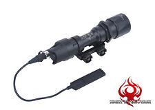 Night Evolution M951 Weapon Light Tactical Rail Mount LED Flashlight - Black