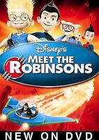Disney Meet the Robinsons DVD