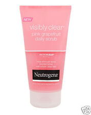 Neutrogena Visibly Clear Pink Grapefruit Daily Scrub Eliminate Spots & Blemishes