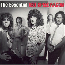 REO SPEEDWAGON The Essential 2CD BRAND NEW Best Of R.E.O. Speedwagon