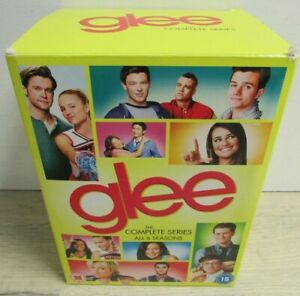 Glee The Complete Series All 6 Seasons DVD Box Set 2015