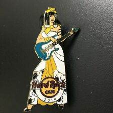 HARD ROCK CAFE Online 2014 Egyptian Princess with GUITAR / White / P.10*