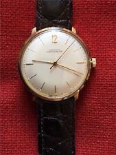 Vintage Junghans Chronometer vergoldet!