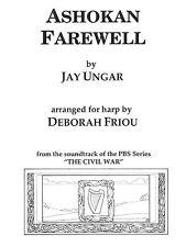 Ashokan Farewell for Harp Harp NEW 000722590