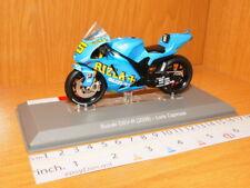 SUZUKI GSV-R 2009 LORIS CAPIROSSI 1/18 MOTO-GP #65 RIZLA+