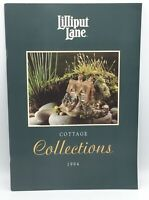LILLIPUT LANE Cottage Collections 1994 Collectors Softback Book