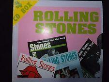 RARE COFFRET 4 CD ROLLING STONES / BOX /