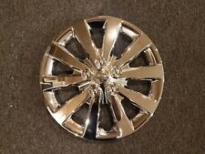 "1 Brand New 2013 14 15 16 2017 Leaf Sentra 16"" Hubcap Wheel Cover 53089 Chrome"