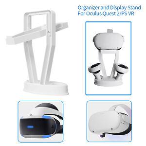 Stand Display Storage Holder Controller StationFor Oculus Quest 2 /PS VR Headset