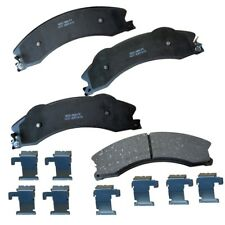 Disc Brake Pad Set-Stop Ceramic Brake Pad Rear,Front Bendix SBC1411