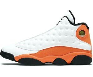 Jordan Retro 13 (Size 12) 414571-108 'Starfish' Orange/White