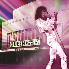 QUEEN - A NIGHT AT THE ODEON (LTD.SUPER DELUXE) 3 CD + BLU-RAY NEU