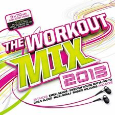 Workout Mix 2013 [CD]