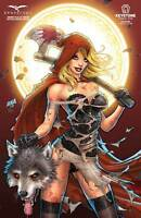 Grimm Fairy Tales of Terror 2018 Halloween Special 1/500 Keystone Comic Con NM