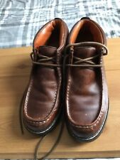 Mens Timberland Boots Size 10.5 W In Brown