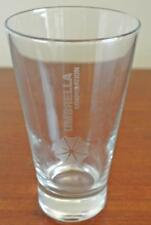 RESIDENT EVIL - THE FINAL CHAPTER Movie Prop 12oz GLASS TUMBLER Milla Jovovich