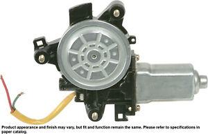 Power Window Motor Front Left,Rear Right Cardone 47-10019 Reman