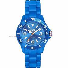 NEW Unisex Ice-Watch Solid Blue Watch SD.BE.U.P.12 BNIB BNWT