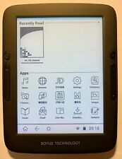 Boyue T62 Mega Android (4.2.2) e-Ink Tablet / eReader Bundle