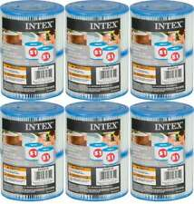 Available! 12x Filter Intex S1 Pool Filter Cartridges 6x29001 Pure Spa + Simple