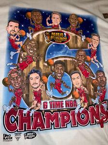 Chicago Bulls NBA Finals 1998 Champ T shirt Funny Vintage Gift For Men 2021 Team