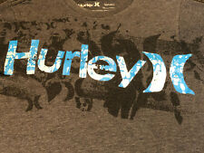 HURLEY T-shirt SIZE S - SMALL | Men's | Skatewear | Color: GREY