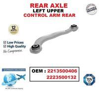 eje trasero izquierda superior brazo de Control Para Mercedes OEM: 2213500406