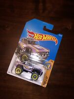 HOT WHEELS CUSTOM FORD BRONCO SURFS UP COLLECTABLE DIECAST CAR TRUCK 5/5