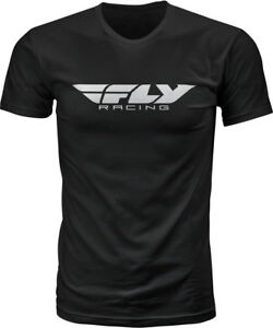 Fly Racing Men's Corporate Short Sleeve Tee Shirt