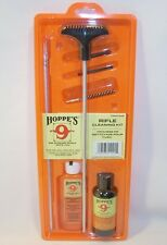 Hoppes Rifle Cleaning Kit 22 225 Clam Pack Rifle Hunting Shooting