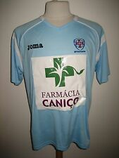 Cruzado Canicense MATCH WORN Portugal football shirt soccer jersey camisa size L