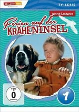 ASTRID LINDGREN - FERIEN AUF DER KRÄHENINSEL 1  (DVD)  KINDERFILM  NEU