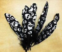 Wholesale quality 100 pcs 15-20cm/6-8 inch adornment Skeleton Goose feather