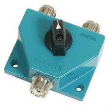 Daiwa CS-201a 2- Position/ Antenna- Radio Coax Switch DC-2.0 Ghz 1.5 KW  Ham CB