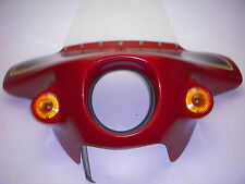 HONDA CB750 COLOR PAINT MATCH FAIRING WINDSHIELD 1975-76 APRICOT RED