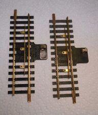 Fleischmann HO 1700/2 SN Brass Contact Track (2 Pieces)