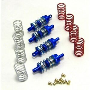 Hot Racing MFD32806 1/24 Losi Micro 32mm Aluminum Threaded Shock Set