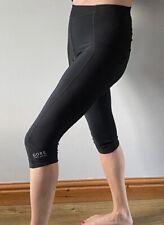 Ladies Gore Bike Wear Cycling Shorts 3/4 Tights XS