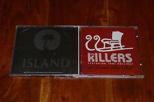The Killers-A Great Big Sled-RARE Christmas Promo CD-ISLR 16690-2