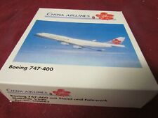 HERPA WINGS 500883 CHINA AIRLINES BOEING 747-400 1:500