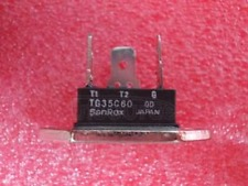 1PCS TG35C60  Encapsulation:MODULE,TO-3 BASE ISOLATED TYPE TRIACS
